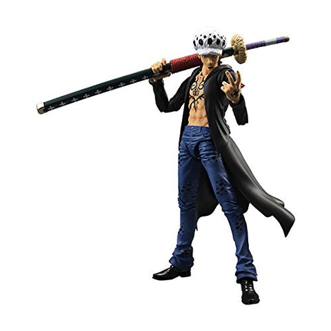 Image for One Piece - Trafalgar Law - Variable Action HEROS (MegaHouse)
