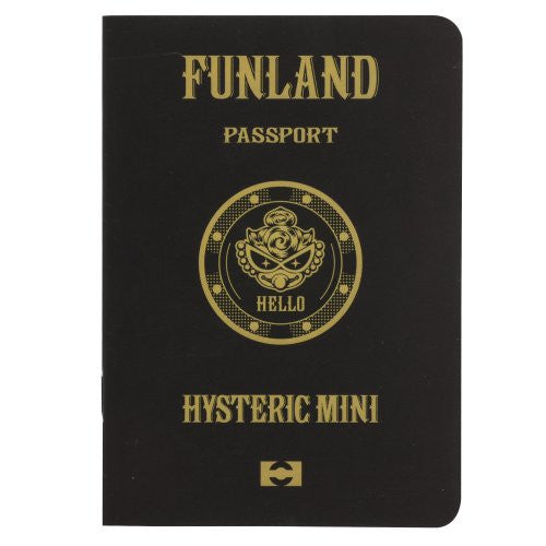 Image 8 for Hysteric Mini Funland   Book Plus Bag And Case