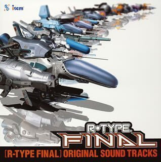 Image 1 for R-TYPE FINAL ORIGINAL SOUND TRACKS