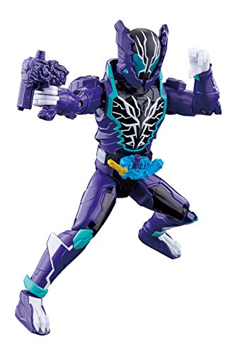 Image 12 for Kamen Rider Build - Kamen Rider Rogue - Bottle Change Rider Series #11 (Bandai)