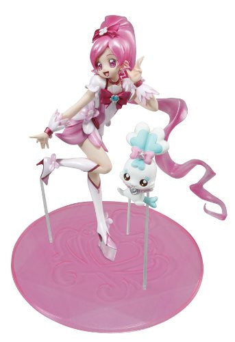 Image 2 for Heartcatch Precure! - Chypre - Cure Blossom - Excellent Model - 1/8 (MegaHouse)