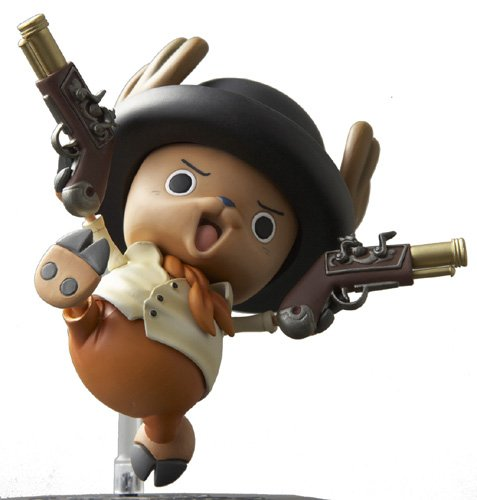 Image 11 for One Piece - Tony Tony Chopper - Door Painting Collection Figure - Western ver. (Plex)