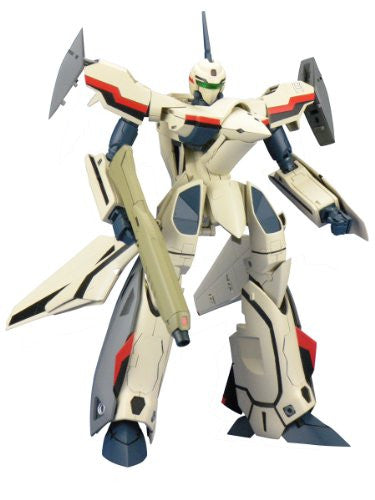 Image 1 for Macross Plus - YF-19 Isamu Type - YF-19 With Fast Pack - 1/60 - New version. (Arcadia)