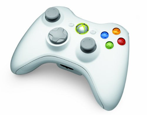 Image 3 for Xbox 360 Wireless Controller (Pure White)