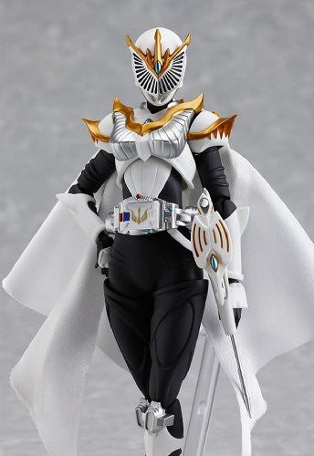 Image 3 for Kamen Rider Dragon Knight - Kamen Rider Siren - Figma #SP-026 (Max Factory)