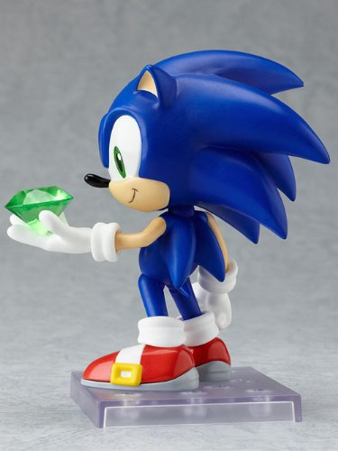 Image 2 for Sonic The Hedgehog - Sonic the Hedgehog - Nendoroid #214 (Good Smile Company)