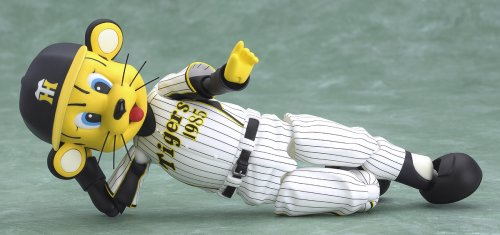 Image 7 for Hanshin Tigers - Tolucky - Figma #021 - Homerun Ver. (Max Factory)