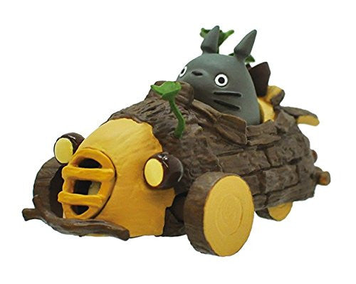 Image 1 for Tonari no Totoro - Totoro - Pullback Collection - Totoro no Tedzukuri Buggy (Ensky)