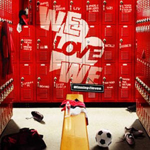 Image 1 for WE ♥ WE [WE LOVE Winning Eleven]