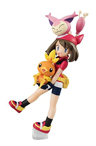 Image for Pocket Monsters - Achamo - Eneko - Haruka - G.E.M. (MegaHouse)