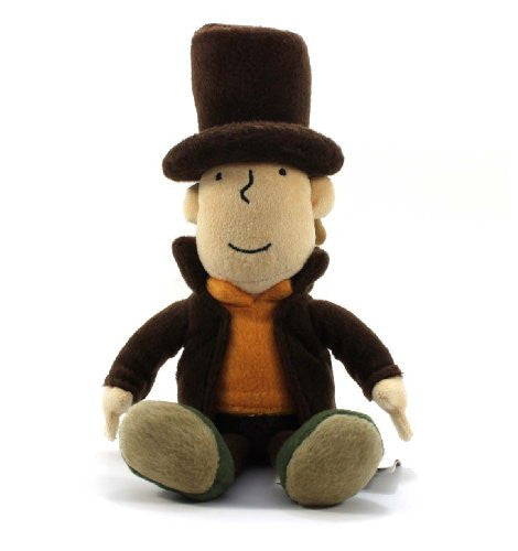 Image 3 for Layton Kyouju to Eien no Utahime - Hershel Layton - Plush (Size Small) (San-ei)