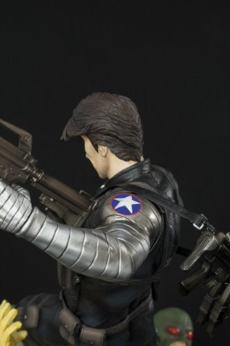 Captain America - Winter Soldier - Fine Art Statue (Kotobukiya)