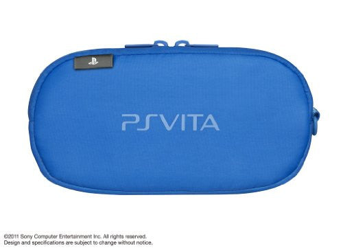 Image 1 for PSVita PlayStation Vita Soft Carry Case (blue)