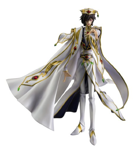 Image 1 for Code Geass - Hangyaku no Lelouch R2 - Lelouch Lamperouge - G.E.M. - 1/8 - Emperor (MegaHouse)