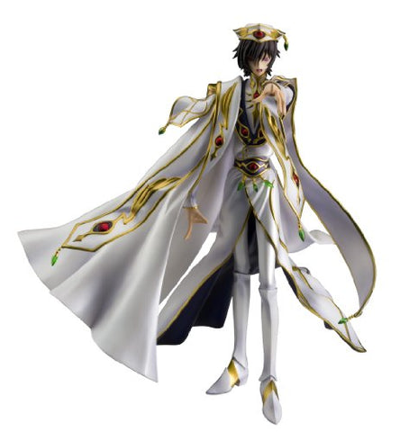 Image for Code Geass - Hangyaku no Lelouch R2 - Lelouch Lamperouge - G.E.M. - 1/8 - Emperor (MegaHouse)