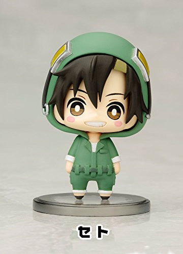 Image 9 for Mekaku City Actors One Coin Mini Figure Collection