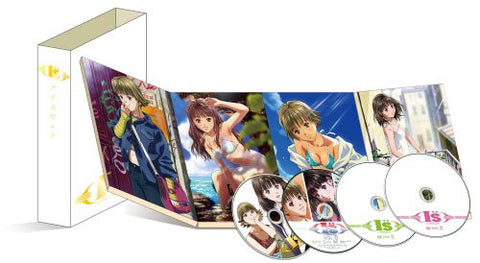Image for I's Pure DVD Box