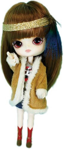 Image for Hirako Risa - Pullip (Line) - Dal - Docolla - 1/9 - Vintage Rock Girl Vers. (Groove)