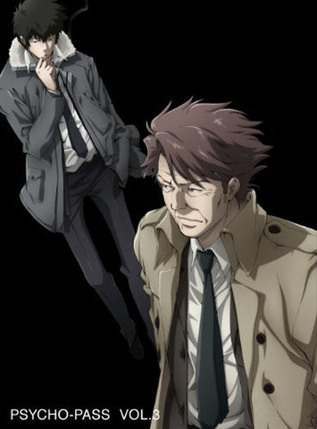 Image for Psycho-pass Vol.3