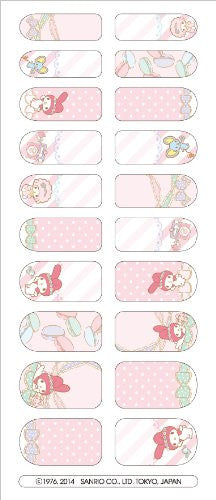 Image 5 for My Melody   Mini Clear File And Nail Seal Book
