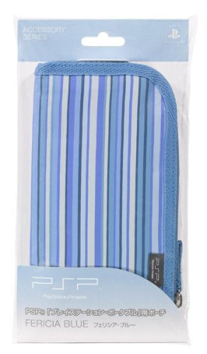 Image 1 for New Style PSP Pouch (Felicia Blue)