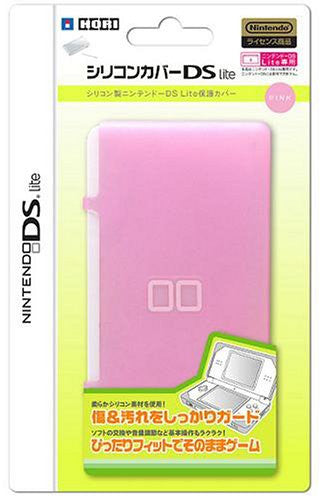 Image 1 for Silicon Cover DS Lite (pink)