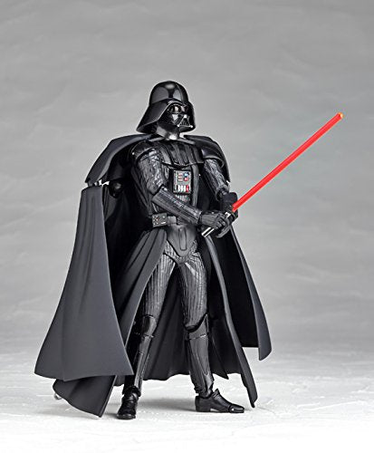 Image 4 for Star Wars - Darth Vader - Revoltech - Star Wars: Revo No.001 (Kaiyodo)