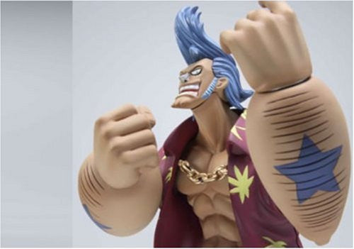 Image 5 for One Piece - Franky - Excellent Model - Portrait Of Pirates Neo (MegaHouse)