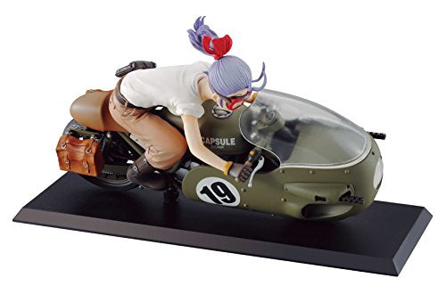 Image 2 for Dragon Ball - Bulma - Desktop Real McCoy 03 (MegaHouse)