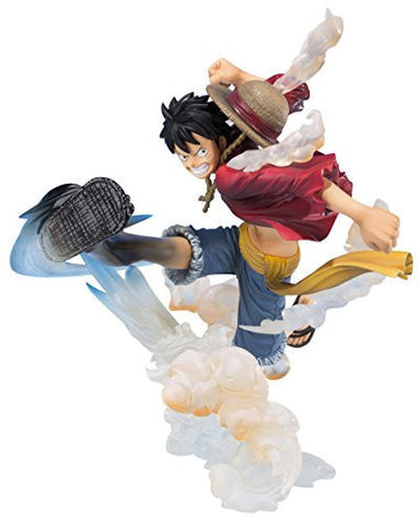 Image for One Piece - Monkey D. Luffy - Figuarts ZERO - Gomugomu no Takamuchi (Bandai)