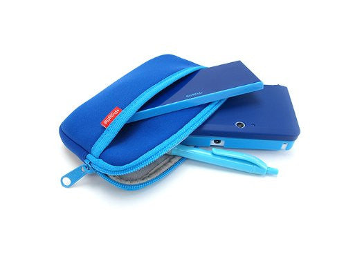 Image 6 for Palette Rubber Hardcover for 3DS (Sapphire Blue)