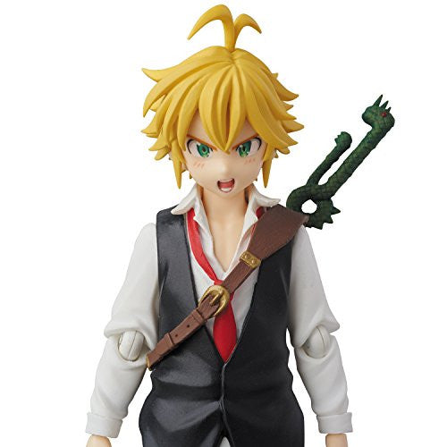 Image 6 for Nanatsu no Taizai - Hawk - Meliodas - Mafex No.014 (Medicom Toy)