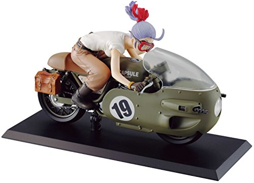 Image 1 for Dragon Ball - Bulma - Desktop Real McCoy 03 (MegaHouse)