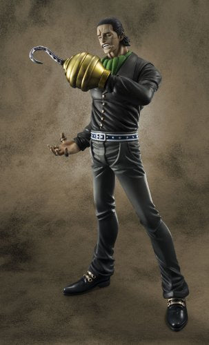 Image 9 for One Piece - Sir Crocodile - Excellent Model - Portrait Of Pirates EX - 1/8 - Repaint Ver. (MegaHouse)