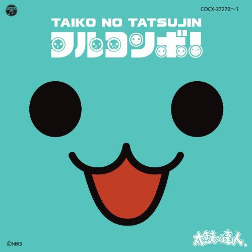 "Image 1 for Taiko no Tatsujin Original Soundtrack ""Full Combo!"""