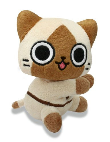 Monster Hunter - Airou - Clip Plush (Capcom)