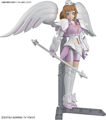 Gundam Build Fighters Try - SF-01 Super Fumina - HGBF - 1/144 - Axis Angel