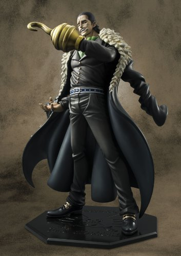 Image 2 for One Piece - Sir Crocodile - Excellent Model - Portrait Of Pirates EX - 1/8 - Repaint Ver. (MegaHouse)