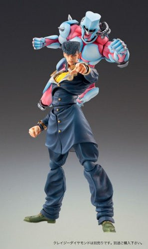 Image 4 for Diamond Is Not Crash - Jojo no Kimyou na Bouken - Higashikata Josuke - Super Action Statue #15 (Medicos Entertainment)
