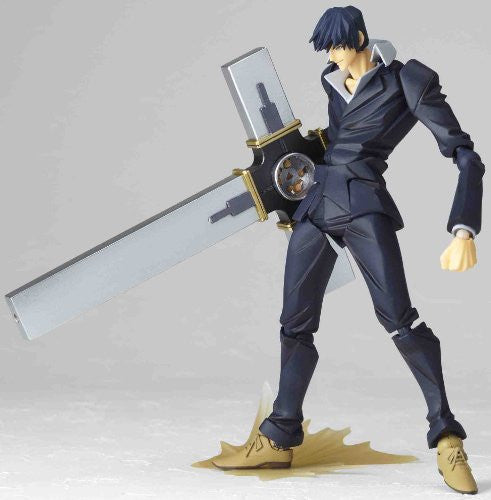Image 5 for Trigun: Badlands Rumble - Nicholas D. Wolfwood - Revoltech - No. 092