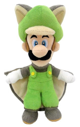 Image 1 for New Super Mario Bros. U - Luigi - Small (San-ei)
