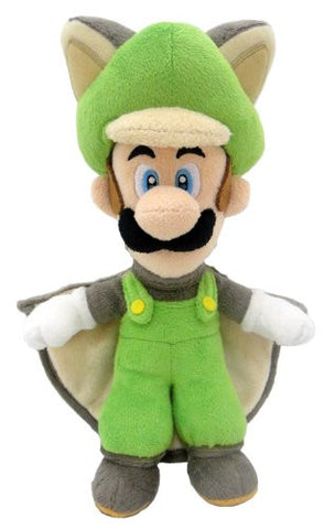 Image for New Super Mario Bros. U - Luigi - Small (San-ei)
