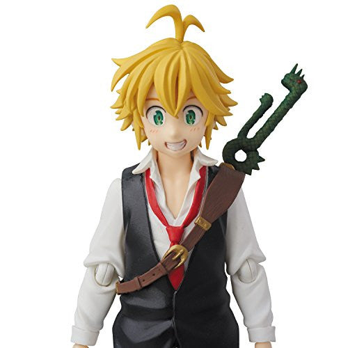 Image 8 for Nanatsu no Taizai - Hawk - Meliodas - Mafex No.014 (Medicom Toy)