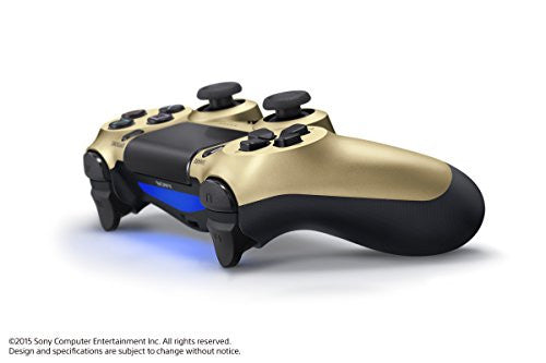 Image 3 for Dual Shock 4 (Gold)