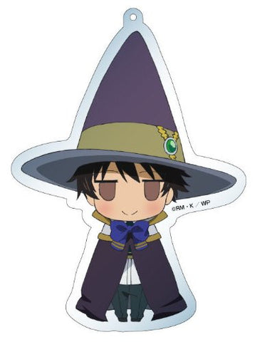 Image for Witchcraft Works - Takamiya Honoka - Deka Keyholder - Keyholder (Contents Seed)