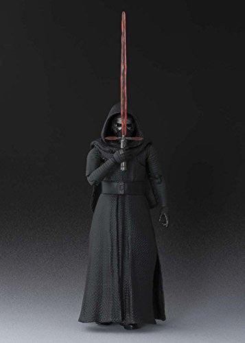 Image 5 for Star Wars - Star Wars: The Force Awakens - Kylo Ren - S.H.Figuarts (Bandai)