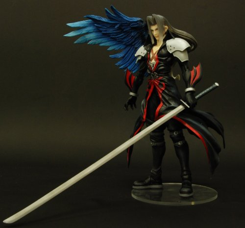Image 2 for Kingdom Hearts - Sephiroth - Play Arts - Kingdom Hearts Play Arts Vol.2 - no.6 - Olympus Colliseum Seraphim (Kotobukiya, Square Enix)