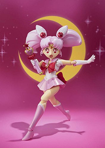Image 3 for Bishoujo Senshi Sailor Moon - Sailor Chibimoon - S.H.Figuarts (Bandai)
