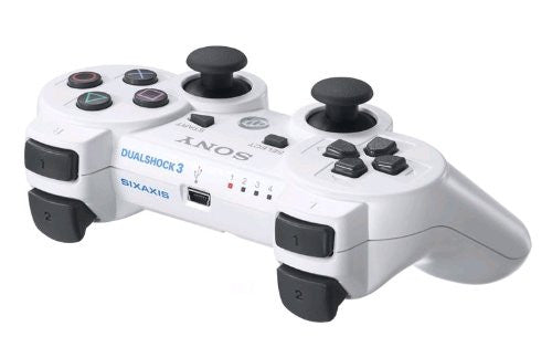 Image 1 for Dual Shock 3 (Ceramic White)