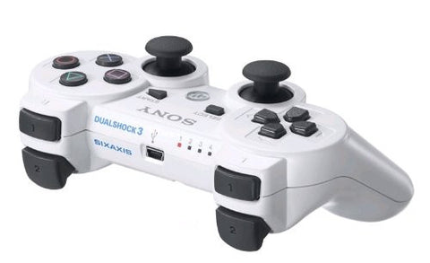 Image for Dual Shock 3 (Ceramic White)